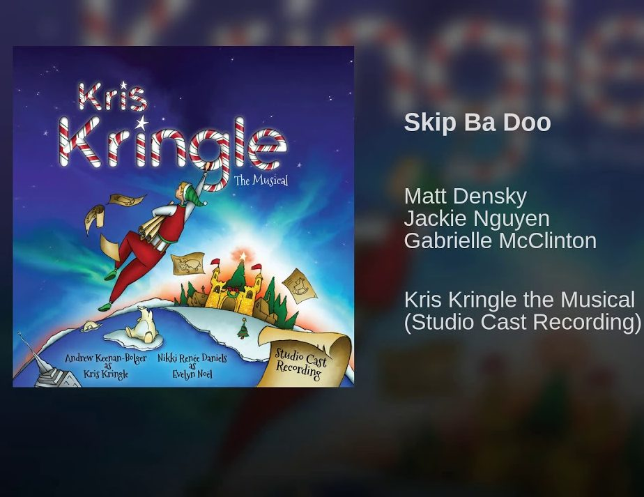Matt- Kris Kringle Cast Recording