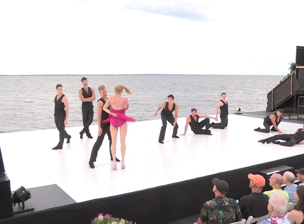 Sara Mearns - Fire Island Dance Festival