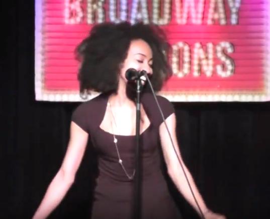Allison - On Broadway